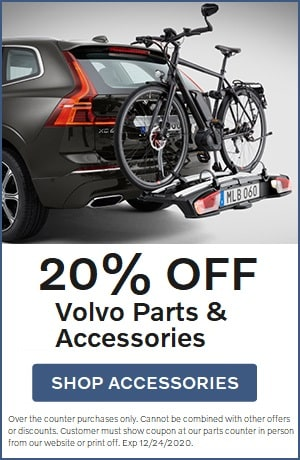 20% OFF Parts and Accessories