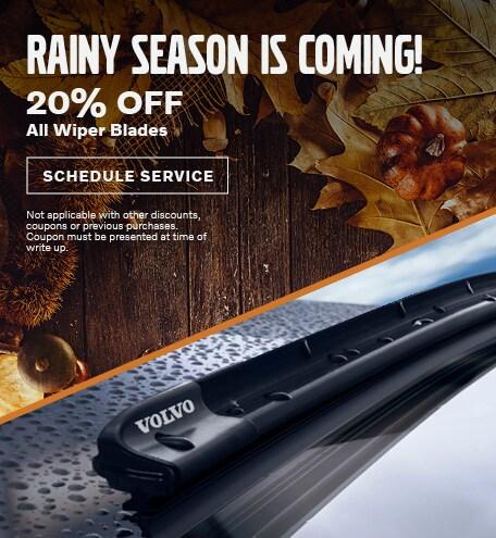 November   Rainy Season Wipers