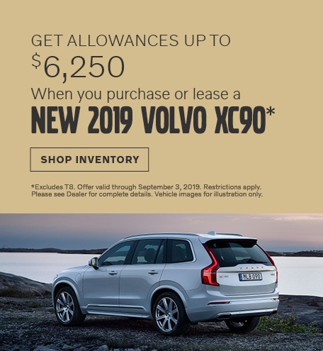 August | 2019 Volvo XC90