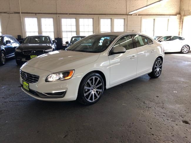 Certified Pre-Owned 2018 Volvo S60 T5 Inscription AWD Platinum Sedan in Portland, OR