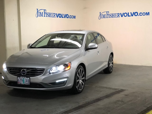 Featured pre-owned  2017 Volvo S60 T5 Inscription AWD Platinum Sedan for sale in Portland, OR