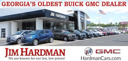 JIM HARDMAN BUICK GMC, INC.