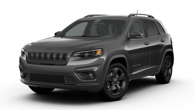 New 2019 Jeep Cherokee ALTITUDE 4X4 Sport Utility Harrisburg, IL