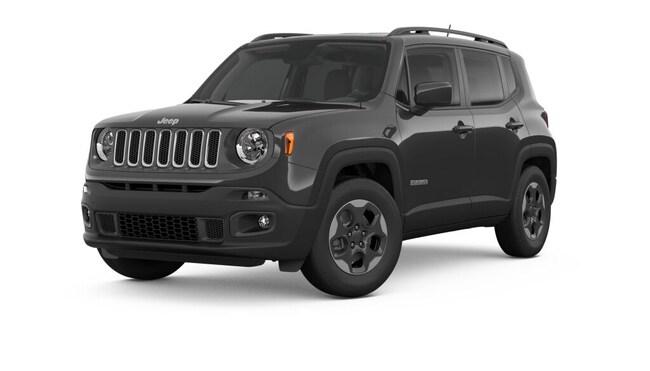 New 2018 Jeep Renegade LATITUDE 4X2 Sport Utility Harrisburg, IL