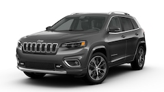 New 2019 Jeep Cherokee OVERLAND FWD Sport Utility in Harrisburg, IL