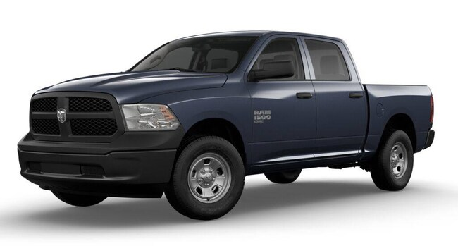 New 2019 Ram 1500 CLASSIC TRADESMAN CREW CAB 4X4 5'7 BOX Crew Cab Harrisburg, IL