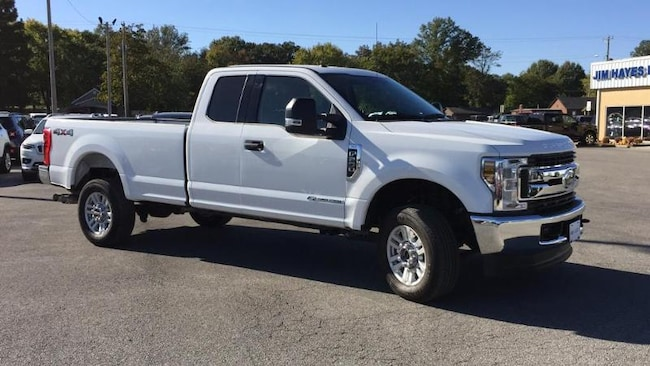 2018 Ford F-250 Super Duty EXTENDED CAB TRUCK