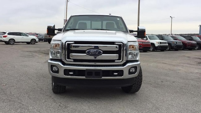 2015 Ford F-250 Super Duty EXTENDED CAB TRUCK