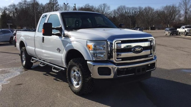 2011 Ford F-250 Super Duty Extended Cab Truck