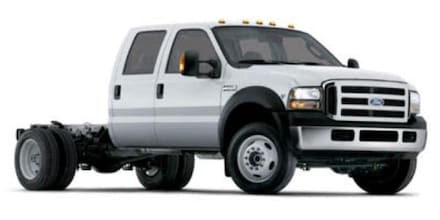 2006 Ford F-550 Chassis Super Duty  DRW 4WD Crew Cab Truck Crew Cab