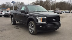 2019 Ford F-150 4WD SuperCab Truck SuperCab Styleside
