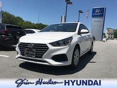 2018 Hyundai Accent SE Sedan
