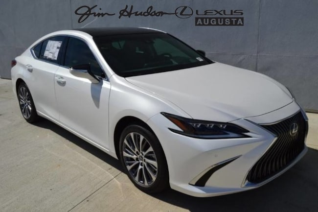 Jim Hudson Lexus >> New 2019 Lexus Es 350 Luxury For Sale At Jim Hudson Lexus Augusta
