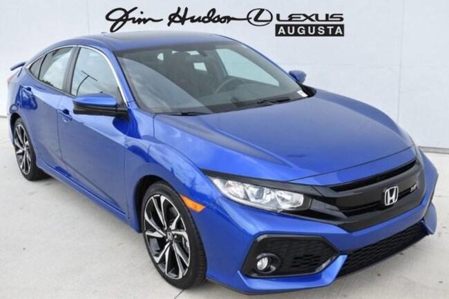2018 Honda Civic Si Sedan Sedan