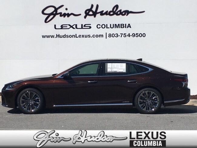 2018 LEXUS LS 500h Sedan