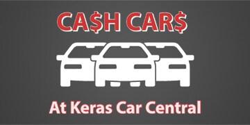 Cash Cars at Keras Car Central