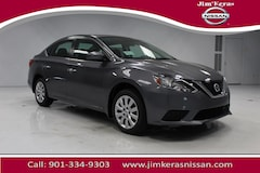 New 2019 Nissan Sentra S Sedan Memphis
