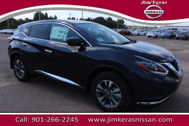 New 2018 Nissan Murano S SUV For Sale in Memphis, TN