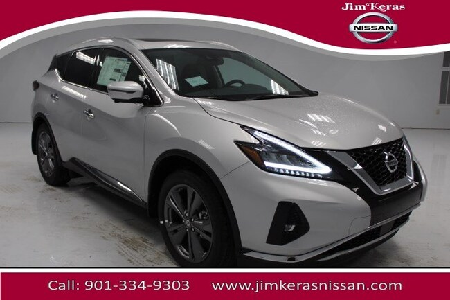 Nissan Dealership Memphis >> New 2019 Nissan Murano For Sale Memphis Tn Stock N903015