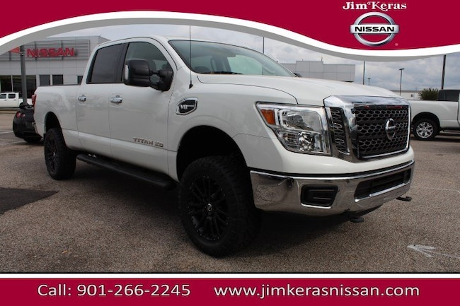 New 2018 Nissan Titan XD SV Gas Truck Crew Cab For Sale in Memphis, TN