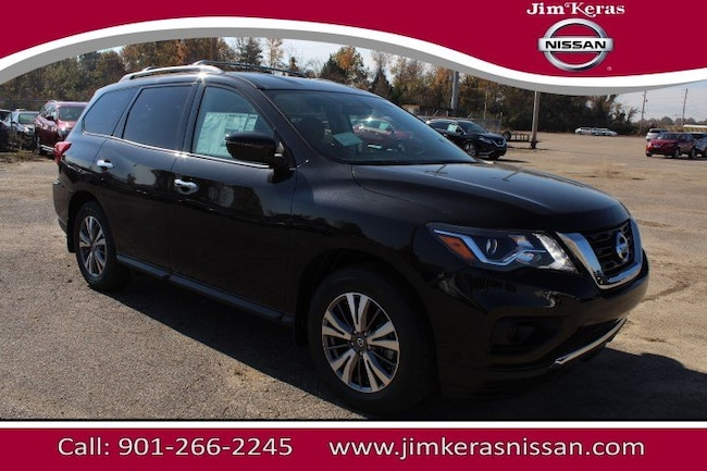 New 2019 Nissan Pathfinder S SUV For Sale in Memphis, TN
