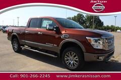 New 2018 Nissan Titan XD Platinum Reserve Diesel Truck Crew Cab Memphis