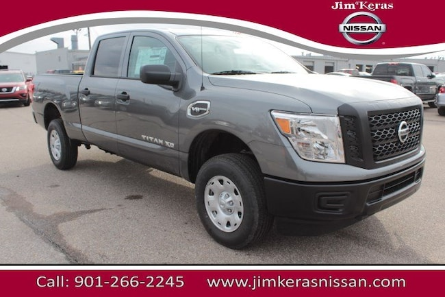 New 2018 Nissan Titan XD S Gas Truck Crew Cab For Sale in Memphis, TN