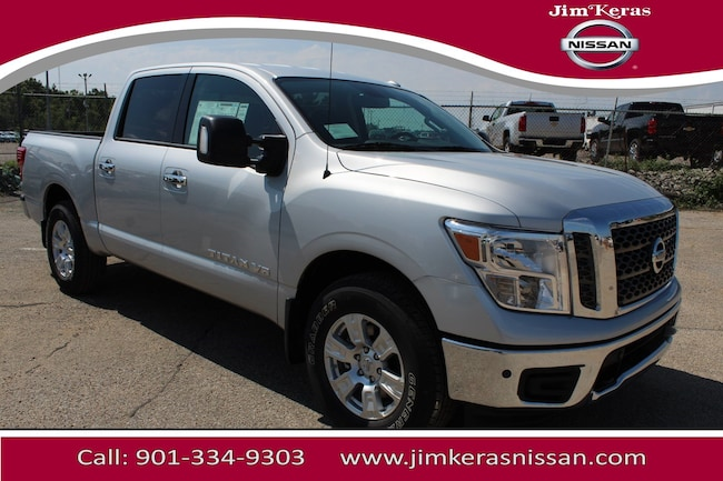 New 2018 Nissan Titan SV Truck Crew Cab For Sale in Memphis, TN
