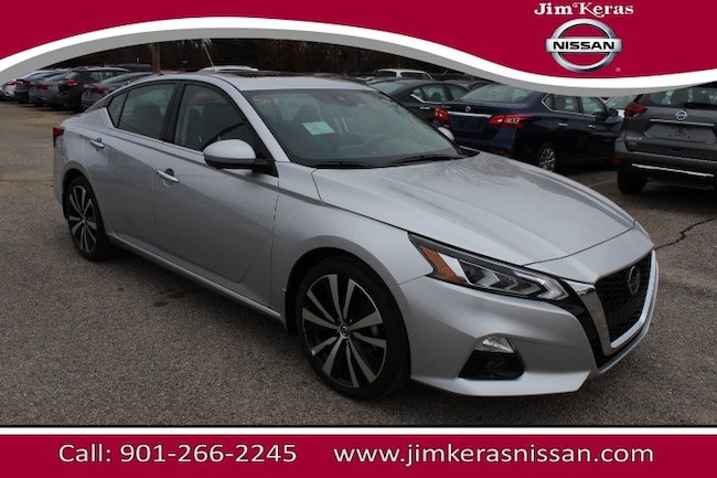 New 2019 Nissan Altima 2.5 Platinum Sedan For Sale in Memphis, TN