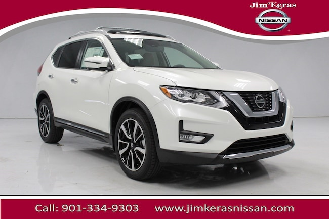 New 2019 Nissan Rogue SL SUV For Sale in Memphis, TN