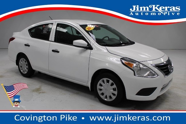 Nissan Dealership Memphis >> Used 2019 Nissan Versa For Sale In Memphis Tn
