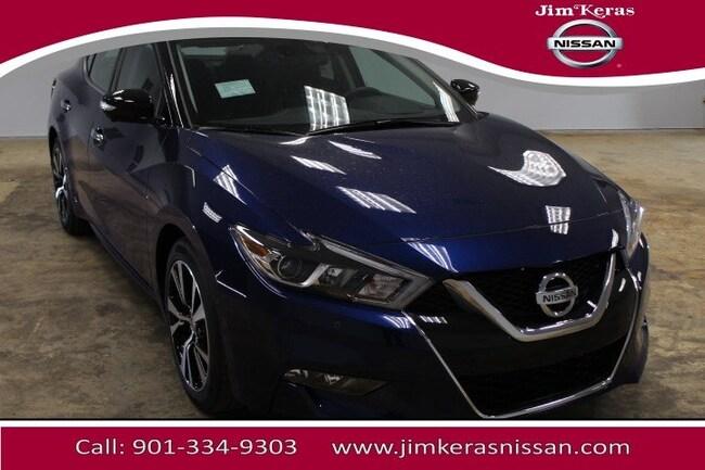 New 2018 Nissan Maxima 3.5 Platinum Sedan For Sale in Memphis, TN