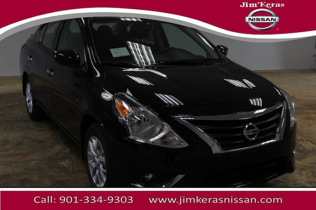 Nissan Dealership Memphis >> New 2019 Nissan Versa For Sale Memphis Tn Stock N942111