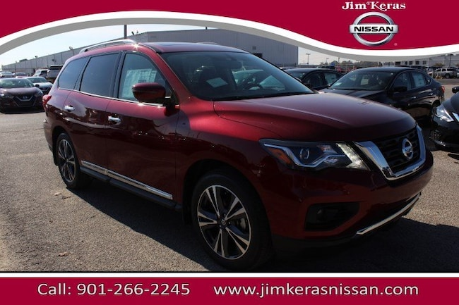 New 2019 Nissan Pathfinder Platinum SUV For Sale in Memphis, TN