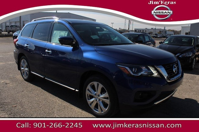 New 2019 Nissan Pathfinder SL SUV For Sale in Memphis, TN