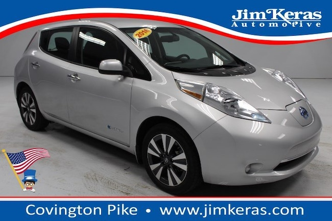 Nissan Leaf For Sale >> Used 2016 Nissan Leaf For Sale In Memphis Tn