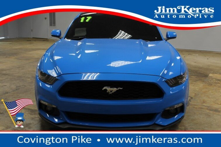 Used 2017 Ford Mustang Coupe for sale in Memphis, TN at Jim Keras Subaru
