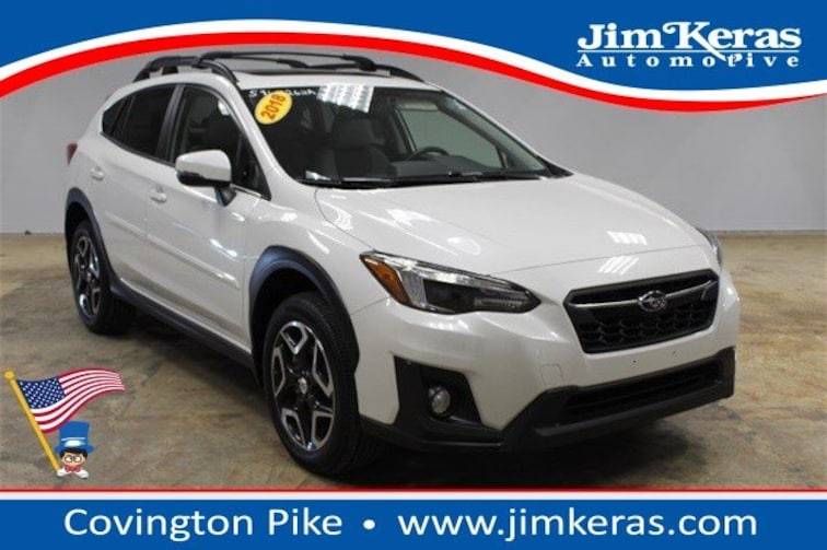 Certified Used 2018 Subaru Crosstrek 2.0i Limited SUV in Memphis, TN