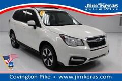 Used 2018 Subaru Forester 2.5i Premium SUV for sale in Memphis, TN at Jim Keras Subaru
