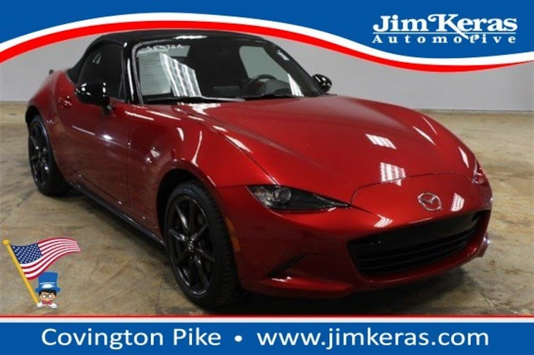Used 2016 Mazda Mazda MX-5 Miata Club Convertible for sale in Memphis, TN at Jim Keras Subaru