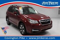 Certified Pre-Owned 2018 Subaru Forester 2.5i Premium SUV for sale in Memphis, TN at Jim Keras Subaru