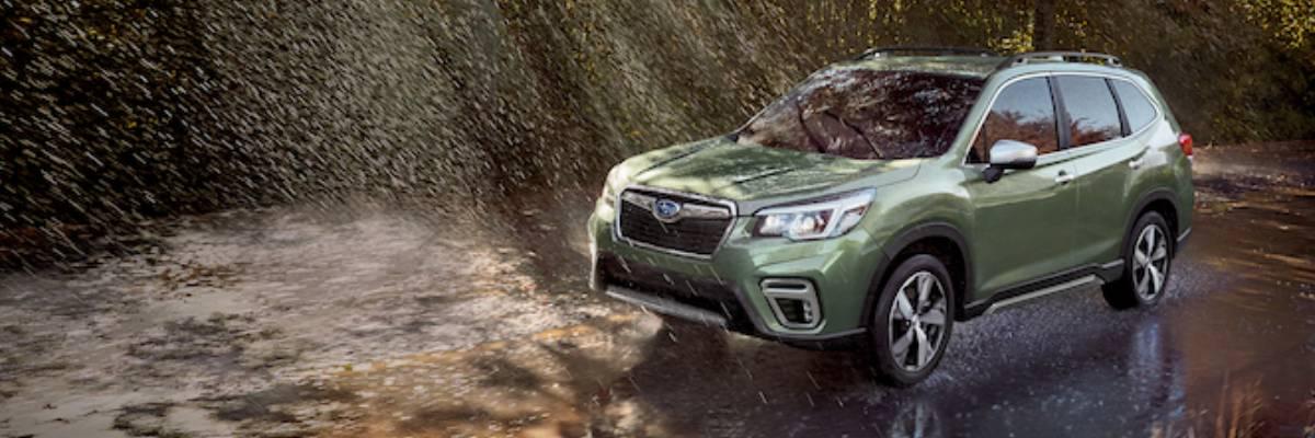 Jim Keras Subaru >> New 2020 Subaru Forester at Jim Keras Subaru near Germantown