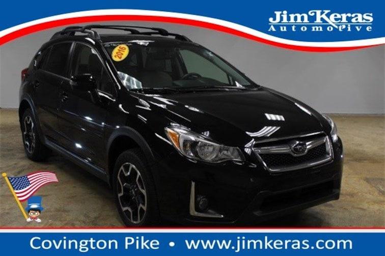Certified Used 2016 Subaru Crosstrek 2.0i Limited SUV in Memphis, TN