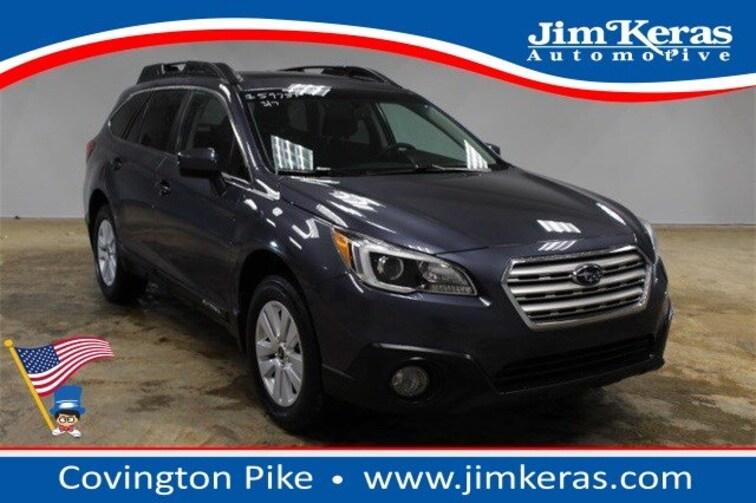 Used 2017 Subaru Outback 2.5i Premium with SUV for sale in Memphis, TN at Jim Keras Subaru