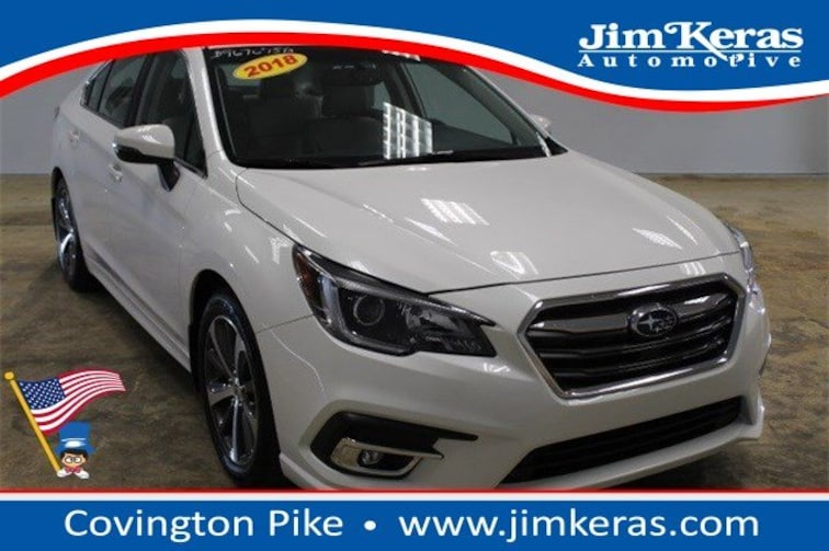 Certified Used 2018 Subaru Legacy 2.5i Limited Sedan in Memphis, TN