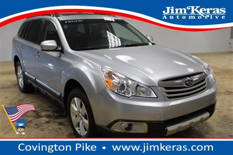 Used 2012 Subaru Outback 3.6R Limited (A5) SUV for sale in Memphis, TN at Jim Keras Subaru