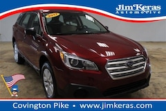 Certified Pre-Owned 2017 Subaru Outback 2.5i SUV for sale in Memphis, TN at Jim Keras Subaru