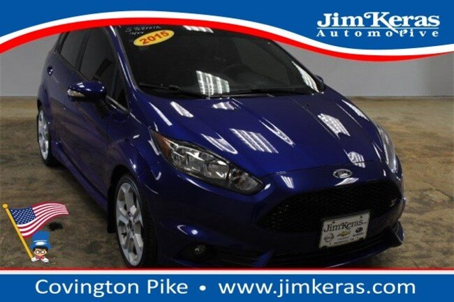 Used 2015 Ford Fiesta ST Hatchback For Sale in Memphis, TN