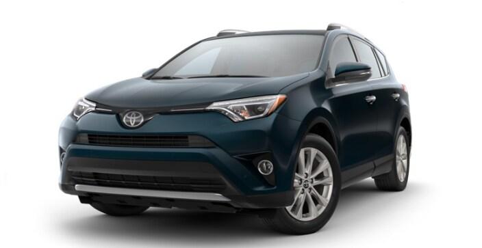 Compare Forester to Toyota RAV4 in Memphis  SUV Comparison