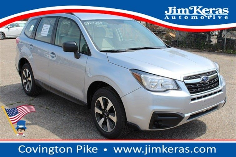 Certified Used 2018 Subaru Forester 2.5i SUV in Memphis, TN
